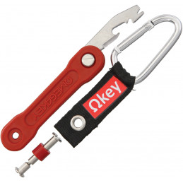 FireCord 25ft Safety Orange