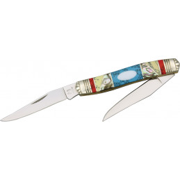AGR Show Badge Holder Gray