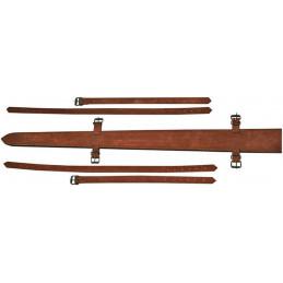 Kodiak Survival Bracelet Red