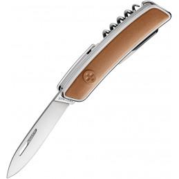 3 x 5 Top Spiral Notebook Tan