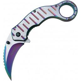 Buffalo Scout Linerlock