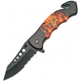 Convertible Balaclava Skull