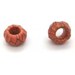 AX1 Leather Axe Collar